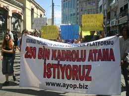 AYÖP AKP'ye Yürüyor