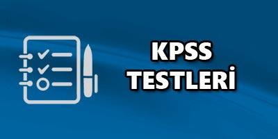 Online KPSS Hazırlık Testleri